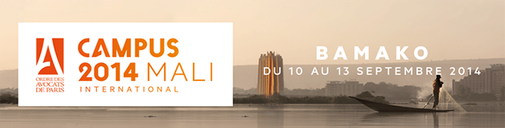 Campus international au Mali : mobilisation de 350 avocats pour la reconstruction par le droit