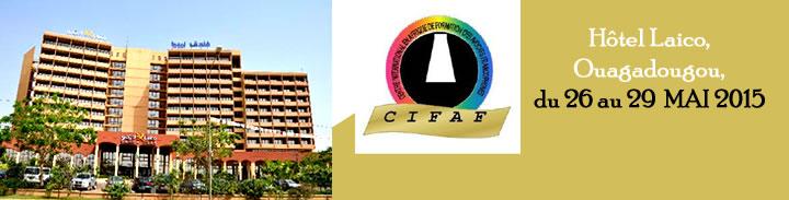 Supports de formation – Séminaire sur le Droit International du Travail organisé par le CIFAF avec le soutien du Bureau International du Travail (BIT) et la collaboration du Barreau du Burkina Faso