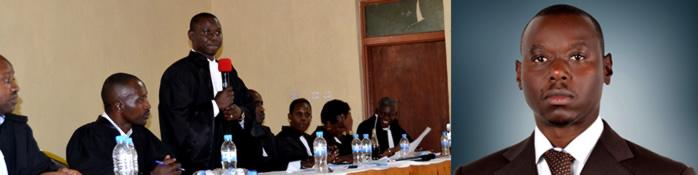 Changement du Bâtonnat au Barreau du Rwanda