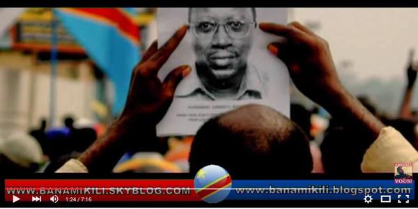 CHEBEYA : Témoignage du major Paul Mwilambwe