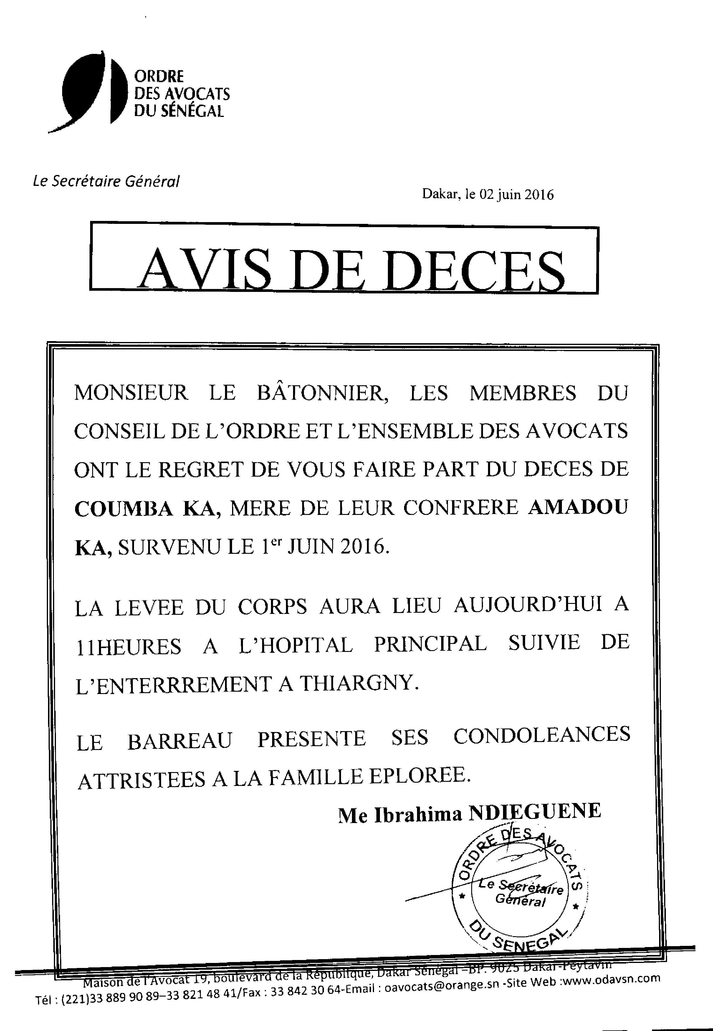 Avis De Deces Aisne : avis de deces ~ Dailycaller-alerts.com Idées de Décoration