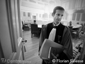 Olivier Leurent, l'élégance judiciaire
