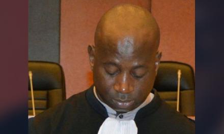 Me Mbaye GUEYE, le nouveau Bâtonnier de l'Ordre des Avocats du Sénégal
