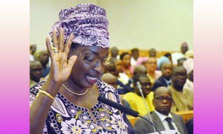 Prestation de serment de la présidente de l'OFNAC : Allocution de monsieur le bâtonnier