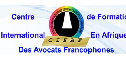 CIFAF – Formation continue en prélude à la CIB – Cameroun 2016