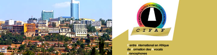 CIFAF 2015 – Session de formation continue à Kigali (Rwanda)