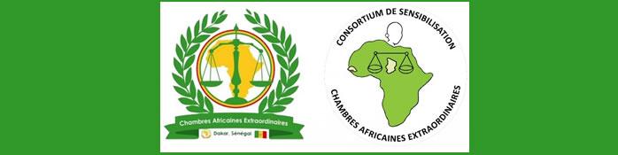 Statuts des Chambres Africaines Extraordinaires et loi fixant l'organisation judiciaire