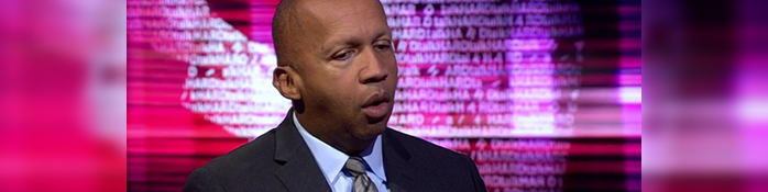 Bryan Stevenson: US failing to confront history of racial inequality