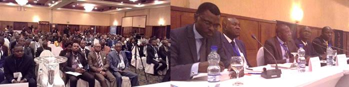 OHADA RDC / Compte-rendu détaillé des Journées des Barreaux de Kinshasa (10- 12 juillet 2014) – Remise de codes et ouvrages OHADA aux avocats de Kinshasa.