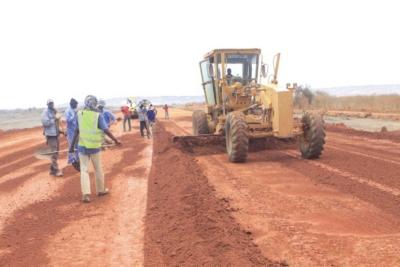Autoroute Aibd-Thiès (3/4) : Les travaux de terrassement en bonne voie