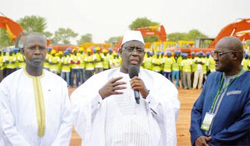 L'autoroute Ila Touba va créer 7.000 emplois directs