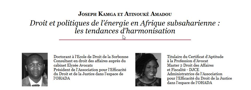 Revue des juristes de sciences PO – Automne 2013 – N°8