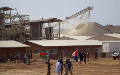 Évolution du secteur minier en Afrique de l'Ouest – Quel impact sur le secteur de la conservation ?