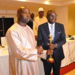 Cérémonie d'installation du nouveau Bâtonnier de l'Ordre des Avocats du Sénégal, Maître PAPA LAÏTY NDIAYE
