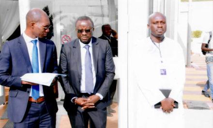 FIPROD 2019 : Participation du Barreau du Sénégal à la 1ère Édition