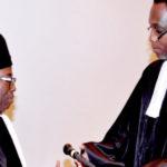 Barreau du Bénin : Me Prosper Ahounou officiellement dans ses fonctions de Bâtonnier