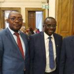 Une délégation du Barreau du Sénégal à la rentrée du Barreau de Bruxelles