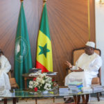 Consultation du Bâtonnier Me Papa Laïty NDIAYE, par le Président de la République du Sénégal, son Excellence M. Macky SALL