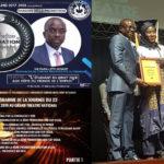 Graduation de la VIe promotion de la Faculté des Sciences juridiques et politiques (FSJP) / UCAD