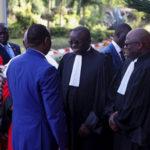 Rentrée solennelle des Cours et Tribunaux 2020