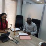 Signature de la Convention de Partenariat «Prêts professionnels» Barreau du Sénégal – NSIA Banque Sénégal
