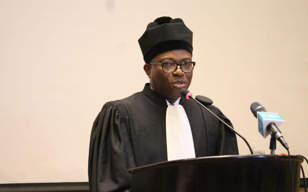 Ordre des avocats du Bénin : Liste des inscriptions au certificat d'aptitude à la profession d'Avocat (CAPA) 2019 – 2020