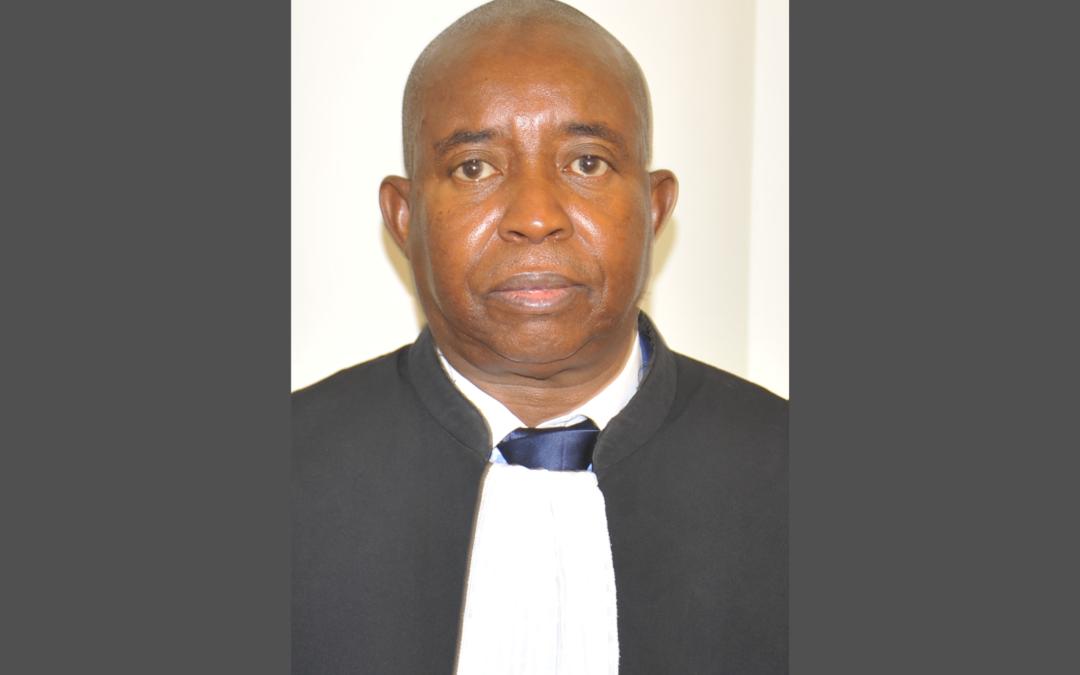 Avis de décès : Maitre Mamadou WANE
