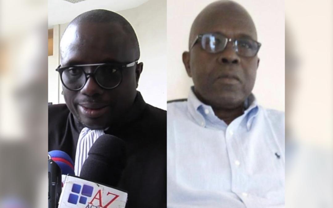 Hommage du Bâtonnier de l'Ordre du Sénégal à Maître El Hadj Oumar DIALLO