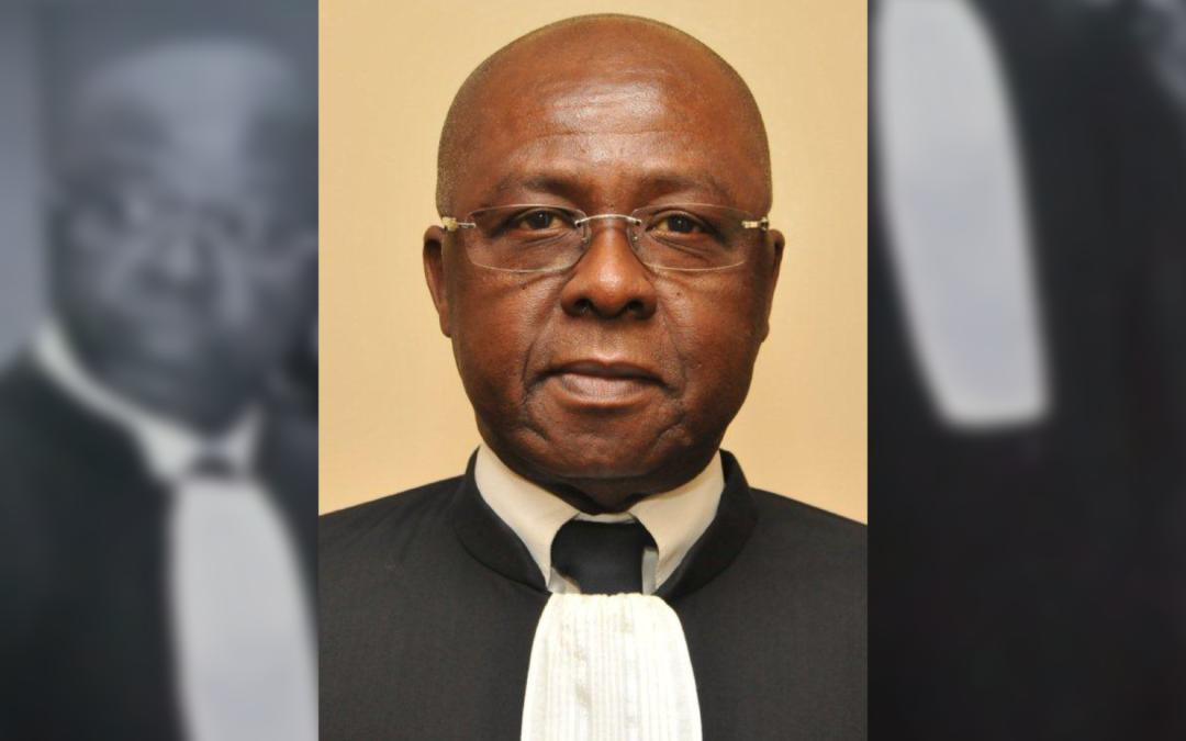 Avis de décès du Bâtonnier Alioune Badara FALL