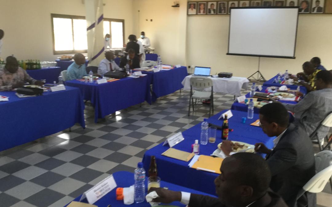 Conférence des barreaux de l'UEMOA à LOMÉ, le 20 et 21 mai 2021