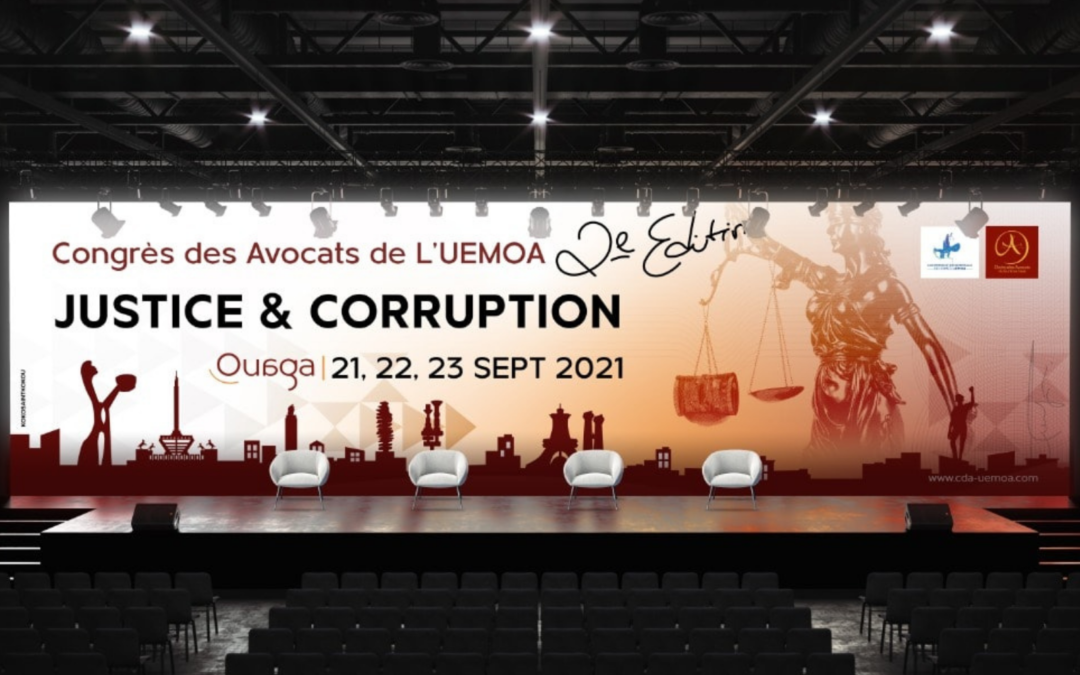 2ème congrès des Avocats de l'espace UEMOA
